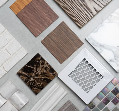 Selection of premium flooring products