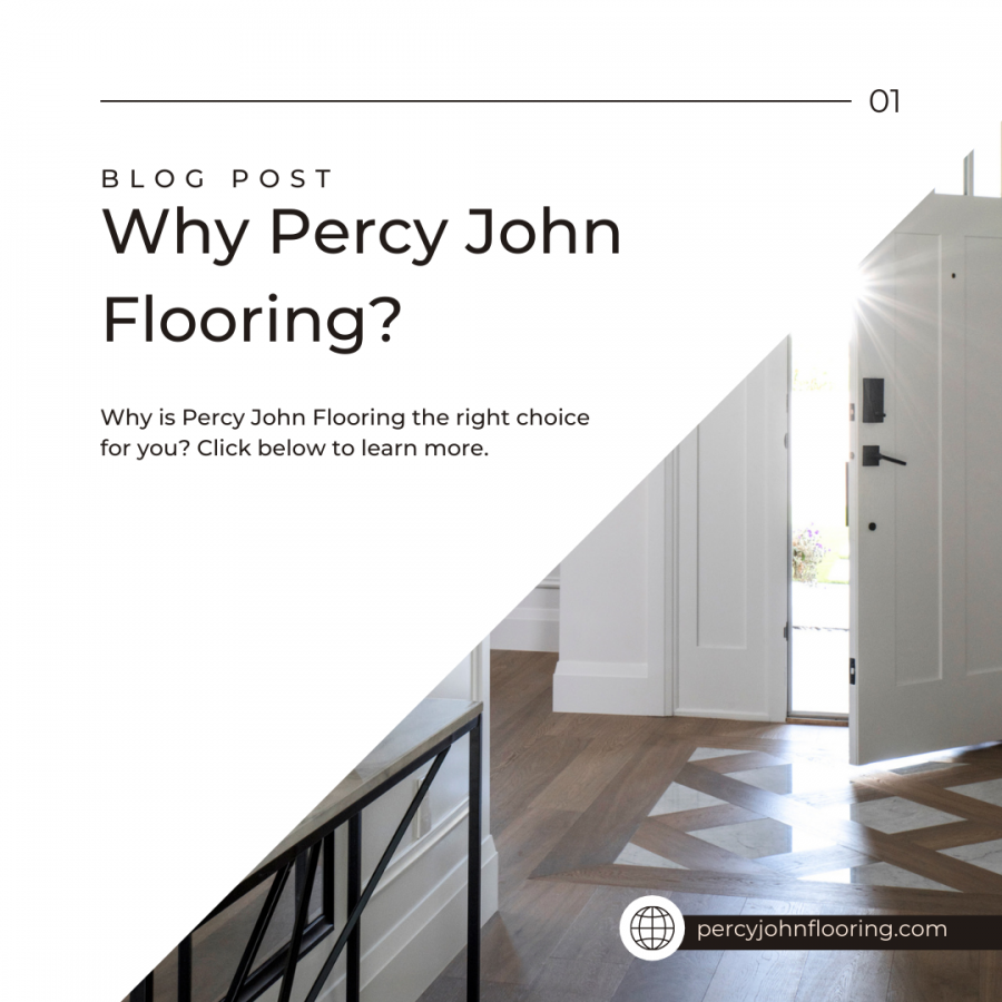 Why is Percy John Flooring the best flooring company